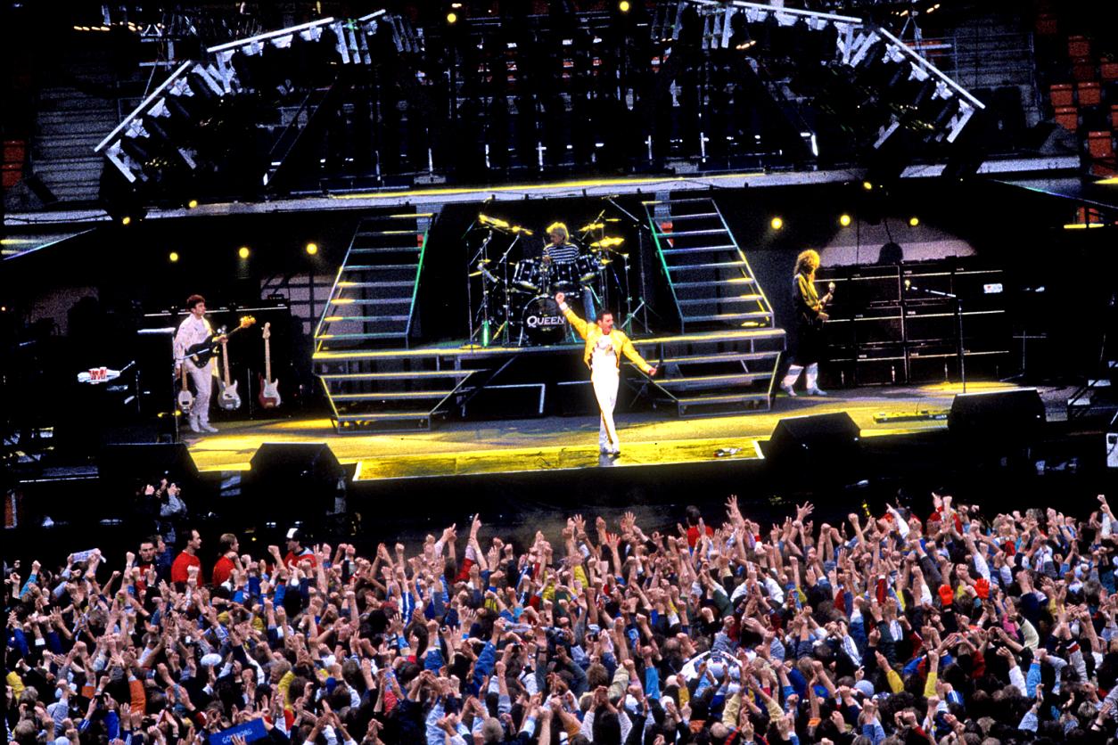 Stockholm, 1986