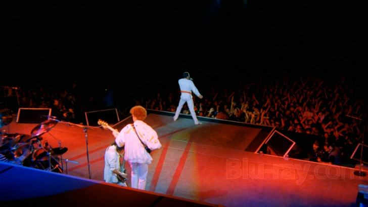 Queen live in Budapest, 1986
